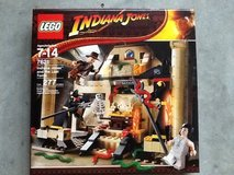 LEGO Indiana Jones Set # 7621 in Camp Lejeune, North Carolina
