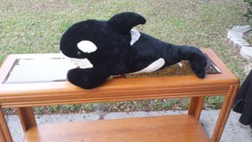 Stuffed Whale in Tyndall AFB, Florida