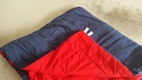 Queen Comforter - Blue/Red in Tyndall AFB, Florida