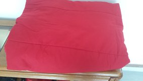 Twin Comforter - Red in Tyndall AFB, Florida