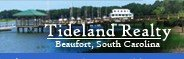 Call Tideland Realty for all of your real estate needs! in Beaufort, South Carolina