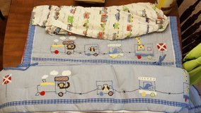 Pottery Barn Train Baby Bedding in Perry, Georgia