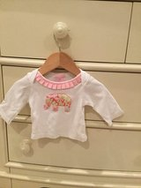 Baby Girl Mud Pie top with elephant 0-6 months in Yongsan, South Korea
