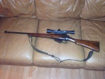 lee-enfield 303 rifle with strap and scope in Conroe, Texas