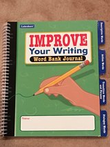 LAKESHORE - NEW - Improve your writing word bank journal in Okinawa, Japan