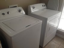 Whirlpool Washer and Dryer Combo in Montgomery, Alabama