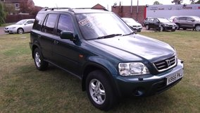 HONDA CRV AUTO 85,000 MILES in Lakenheath, UK