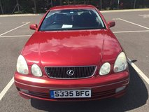98 Lexus GS 300 Saloon in Lakenheath, UK
