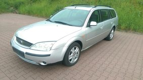 Ford Mondeo Ghia TDCI Diesel MK3 Automatic Gas saver in Bamberg, Germany