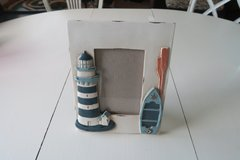 Lighthouse/Beach Picture Frame in DeKalb, Illinois