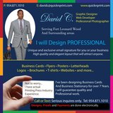I will design an AWESOME flyer, business card, banner and more... in Fort Leonard Wood, Missouri