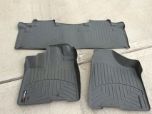 Weather Tech floor liners in The Woodlands, Texas