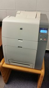 HP 4700n ColorSphere LazerJet Printer in Camp Lejeune, North Carolina
