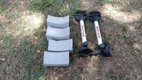 Malone stax pro kayak carrier with blocks, no straps in Beaufort, South Carolina