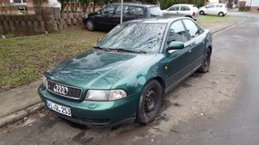 1997 Audi A4, 1.8T -Euro Spec-passed Inspection Aug 4! in Wiesbaden, GE