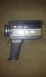 GAF XL 110 super 8 video recorder in Camp Lejeune, North Carolina