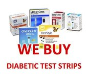 cash for diabetic test strips in Los Angeles, California