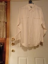 #LS5 MEN'S LONG SLEEVE SHIRT SIZE LARGE 100% COTTON in Fort Hood, Texas