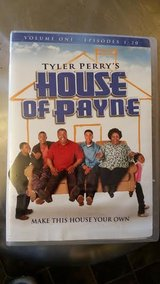 Tyler Perry's House Of Payne / Volume 1 / 3 Disk DVD in Clarksville, Tennessee