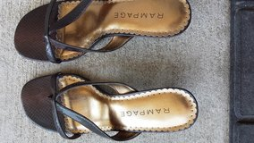 Rampage women's shoes sz 8 1/2- REDUCED in Plainfield, Illinois