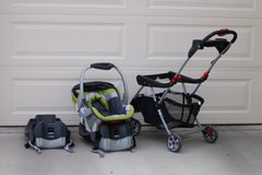 Baby Trend Carseat with Two Bases in Fort Bliss, Texas