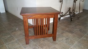 End Tables in Davis-Monthan AFB, Arizona
