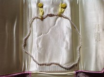 Baby String Pearl Necklace in Camp Lejeune, North Carolina