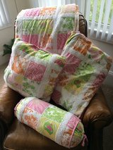 Lilly Pulitzer Twin bedding in Fort Belvoir, Virginia
