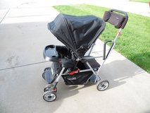 Joovy double stroller in Fort Leavenworth, Kansas