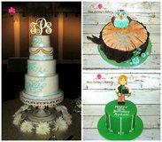 Custom Cakes, Cupcakes, and many other treats! in Beaufort, South Carolina