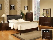 INVENTORY SPECIAL!! URBAN TRENDY QUEEN QUALITY BED SET (NEW)!!! in Camp Pendleton, California