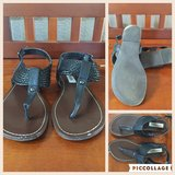 Steve Madden sandals size 7.5 in Travis AFB, California