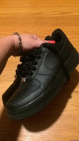 Air Force 1s in Fort Drum, New York