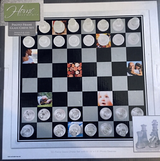 """""""Home Elements"""" Photo Frame Chess set New in Box in Fort Bragg, North Carolina"""
