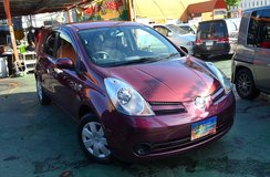 *SALE!* 05 Nissan Note* AUX Stereo! 87,000KM!, Excellent Condition! SUPER Clean!* NEW JCI! in Okinawa, Japan