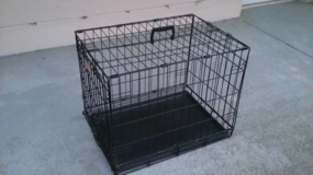 Wire Dog Crate in Beaufort, South Carolina