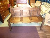 Up Cycled Hand Made Bench/ settle 5 ft  long in Lakenheath, UK