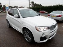 2015 BMW X3 xDrive 35i M Sport in Spangdahlem, Germany