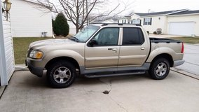 Ford Explorer Sport Trac 2003 Full Size Back Seats in Kankakee, Illinois