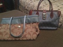 Designer purses - excellent condition, authentic in Clarksville, Tennessee