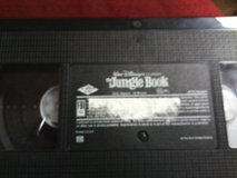 the jungle book vhs no case in Fort Campbell, Kentucky
