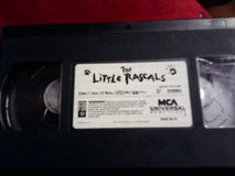 the little rascals vhs no case in Clarksville, Tennessee