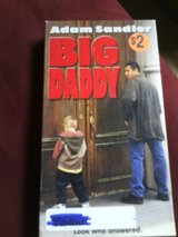 big daddy vhs in Clarksville, Tennessee