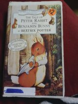 the tale of peter rabbit vhs in Fort Campbell, Kentucky