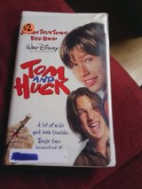 tom n huck vhs in Fort Campbell, Kentucky