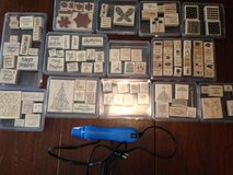 Retired Stampin' Up stamps in San Antonio, Texas
