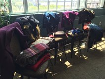 Winter Coats, scarfs and glove in Quad Cities, Iowa