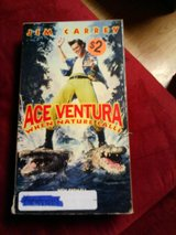 ace ventura vhs in Fort Campbell, Kentucky