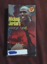 michael jordan's playground vhs in Fort Campbell, Kentucky