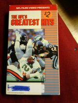 the nfl's greatest hits vhs in Clarksville, Tennessee